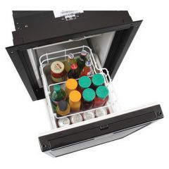 KW T680/T880 and PB 579 CD-50 Refrigerator and Installation Kit