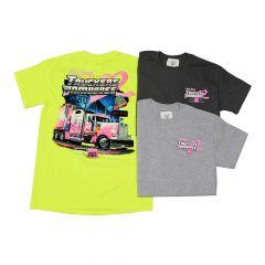 2021 Walcott Truckers Jamboree T-shirt
