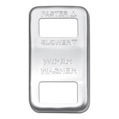 International Wiper/Washer Push Button Switch Bezel
