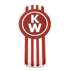 Kenworth Chrome Hood Emblem
