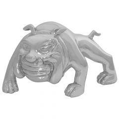 Chrome Bulldog Hood Ornament