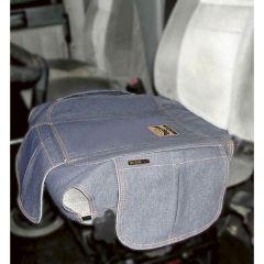 Denim Seat Saddle