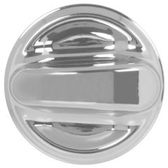 Kenworth 2002+ Chrome Plastic AC/Heater Knob
