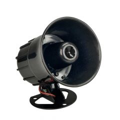 Electric Train Horn with 3 Distinctive Train Sounds