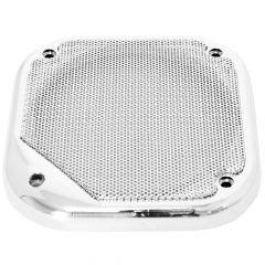 Kenworth Square Chrome Sleeper Speaker Cover