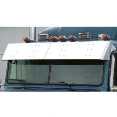 "Freightliner Classic, FLD120, FLD112 13.5"" Visor"