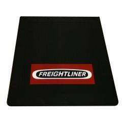 "24""W x 30""L Black Rubber Freightliner Mud Flap EA"