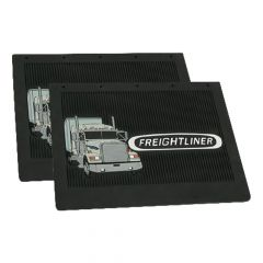 "18""W x 14.5""L Front Freightliner Mud Flap (EA)"
