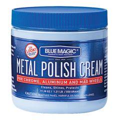 Blue Magic Metal Polish Cream 19 oz.