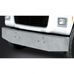 Ford 16 Tapered Chrome Bumper
