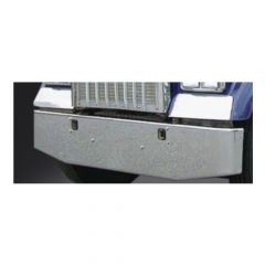 Kenworth W900L 16-Inch Tapered Chrome Bumper