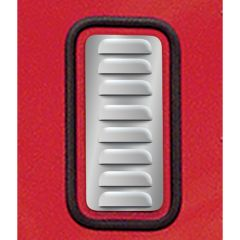 Louvered Vent Cover for International