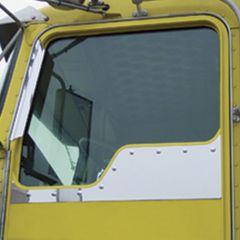 Kenworth DayLite Door Under Window Trim w/Dimples
