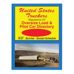 Oversized Load Regulations & Pilot Car Directory