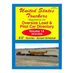 Oversized Load Regulations & Pilot Car Directory