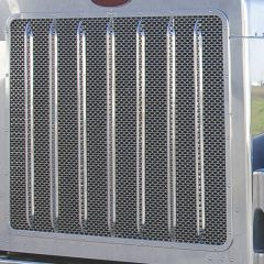 Peterbilt 379 Extended Hood Oval Punched Grill