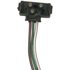 3 Prong Plug Wiring Harness with 2 Plugs