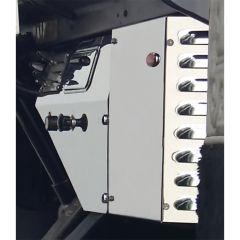 Heater Control Replacement Door for Peterbilt 359