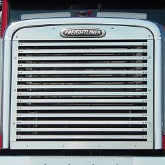 Freightliner Classic FLD Horizontal Grill Bar Kit