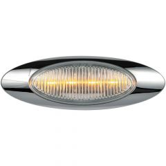 Millenium 1 Amber/Clear LED Light with Packard Plug