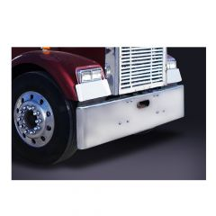 "FL Classic 1984-1999 18"" Boxed End Chrome Bumper"
