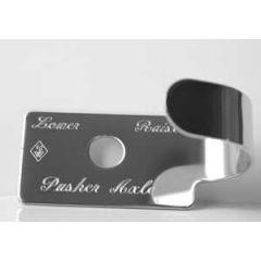 Peterbilt Pusher Axle Switch Guard