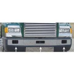 Freightliner FLD 120 Bumper Trim 3 Piece