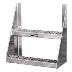 "24"" Aluminum Frame Step"