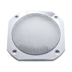 International Chrome Speaker Cover