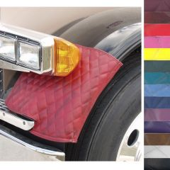 Kenworth Quilted Fender Guards