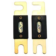 Audiopipe 200 Amp Gold ANL Power Fuses PR