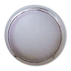 """Peterbilt 6.5"""" Chrome Speaker Cover"""