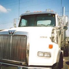 Western Star Replacement Cab Fresh Filter 2002-2005