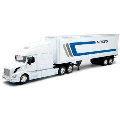 Volvo VN730 with Dry Van Trailer Truck