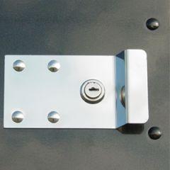 FREIGHTLINER STORAGE DOOR HANDLE