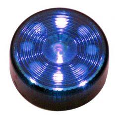 "2-1/2"" Blue 9 LED Auxiliary Light"