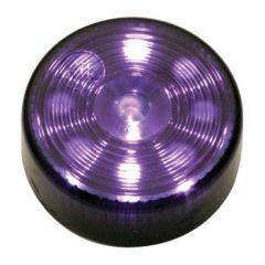 "2-1/2"" Purple 9 LED Auxiliary Light"