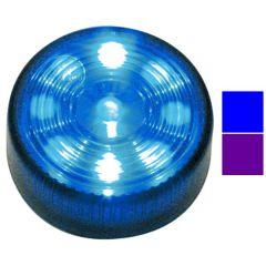 """2-1/2"""" Round Auxiliary LED Light"""