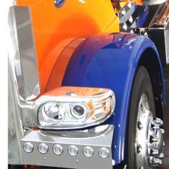 Peterbilt 388, 389 Inner Fender Trim