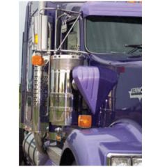Kenworth W900 Fiberglass Air Cleaner Fairings