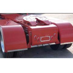 Fiberglass Rear Frame Cover