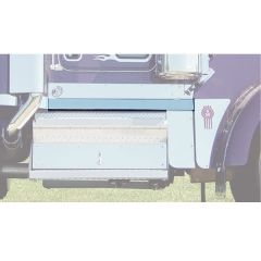 """Kenworth W900L 51"""" Cab Panels Blank"""