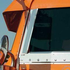 Peterbilt 379 Window Air Deflectors 1973-2005