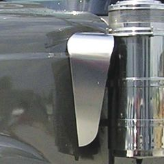 International Stainless Steel Air Cleaner Fairings
