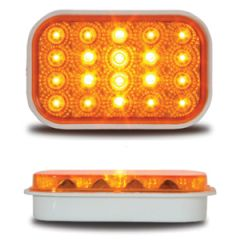 24 LED Spyder Low Profile Light
