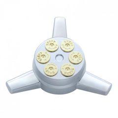 Gun Cylinder Hub Cap Spinner Only