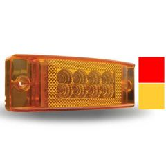 """2"""" x 6"""" 24 LED Multi-Directional Trailer Light"""