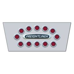 "SS FL Rear Center Panel with Twelve 2"" Lights"