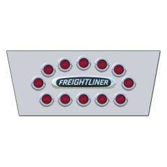 "SS FL Rear Center Panel with Twelve 2"" LED"