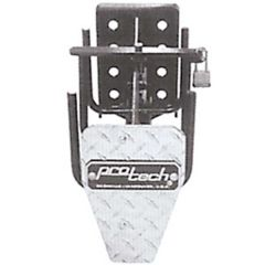 Frame Mount Tire Chain Hanger with Lock